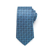 Small Medallion Tie