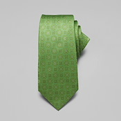 Large Medallion Tie