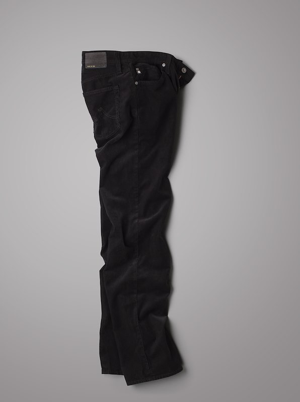 Five-Pocket Cords - Black