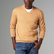 Luxury Blend Ivy V-Neck Sweater