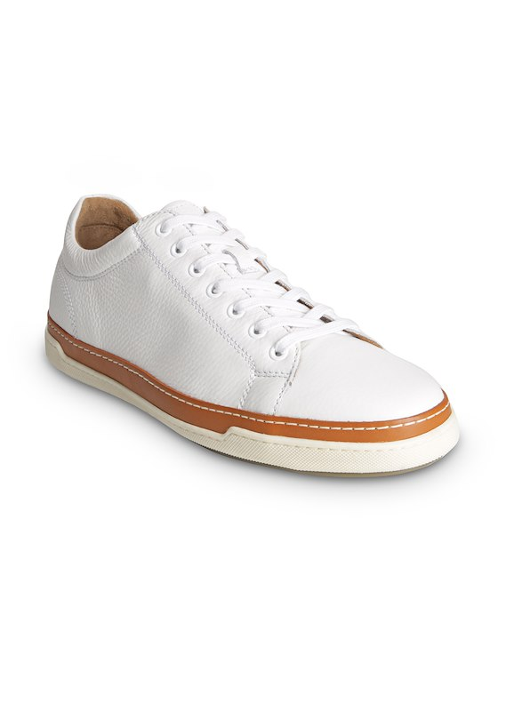 Allen Edmonds Porter Derby - White