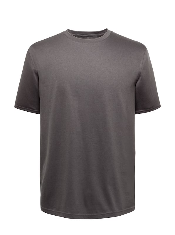 Charcoal Brushed Cotton