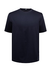 Navy Brushed Cotton