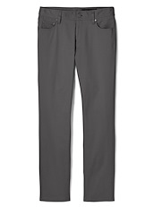 Charcoal Brushed Twill 5-Pocket