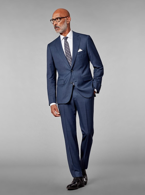 Essential Solid | One Suit, Three Ways