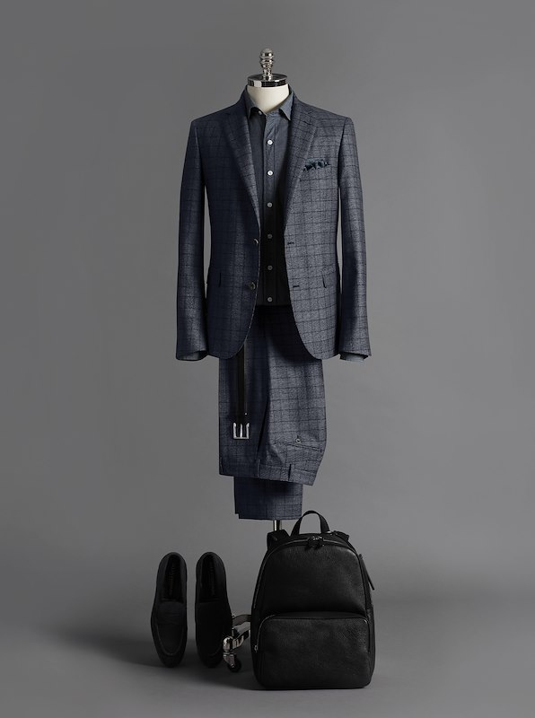 J.Hilburn Fall 2019 | Misty Blue
