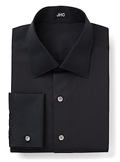 Formal Black Pique Solid