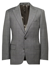 Slate Grey Glen Plaid