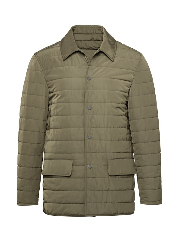 Olive Tech City Jacket
