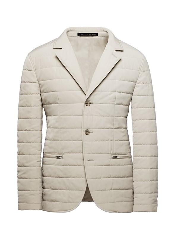 Stone Tech Quilted Blazer
