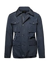 Navy Tech Field Jacket