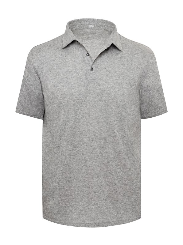 Light Grey Brushed Jersey