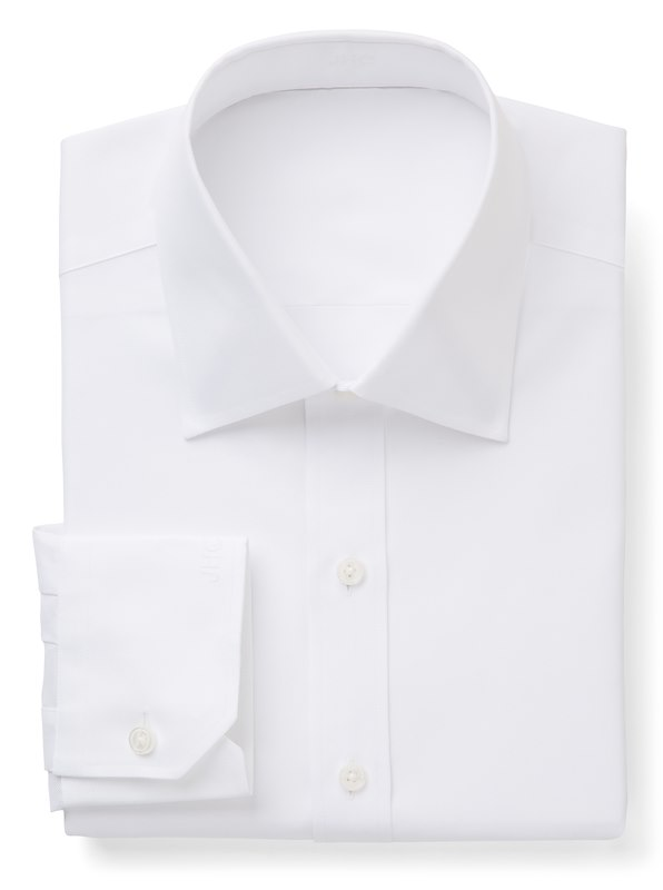 Wrinkle Resistant White Pique