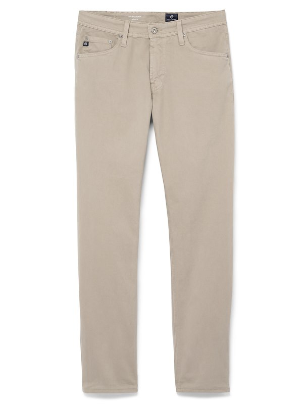 AG Graduate-Sueded 5-Pocket - Burch