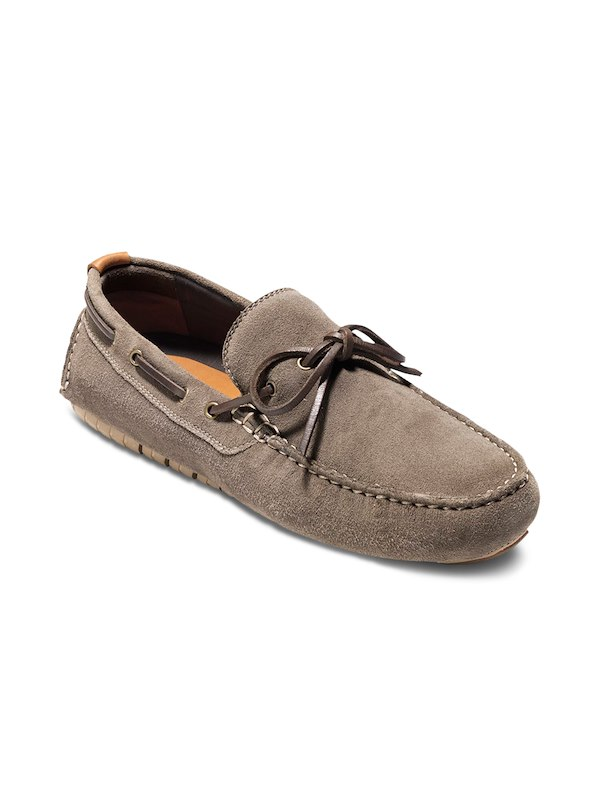 Cole Haan ZeroGrand Camp Moc Drive - Morel Suede/Tan