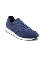 Cole Haan GrandPro Deconstructed Runner - Navy Suede