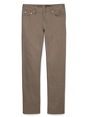 Dark Taupe Heavy Twill 5-Pocket