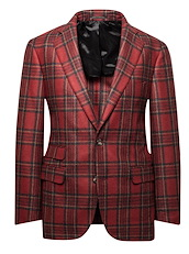 Red Holiday Plaid